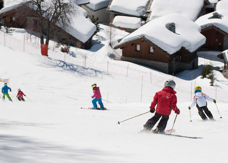 Great Skiing for Children